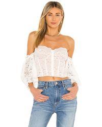 Cami NYC Trisha Blouse - White