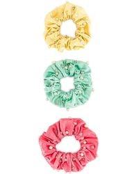 MaryJane Claverol Резинки Для Волос Miami В Цвете Мульти - Многоцветный