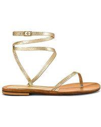 Cornetti Coccorocci Sandal - Metallic
