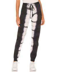 Michael Lauren Bixby Lounge Pant - Multicolour