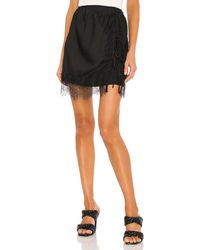 Free People - All Tied Up スリップスカート - Lyst
