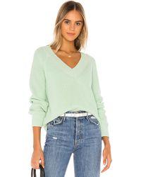 525 America Jersey cuello pico - Verde