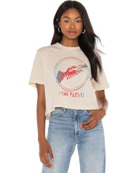 Junk Food T-SHIRT GRAPHIQUE WISH YOU WERE HERE - Multicolore