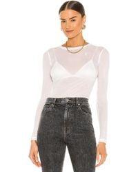 AllSaints Francesco Tシャツ - ホワイト