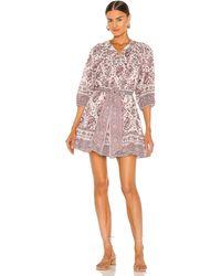 Cleobella Magdalena ドレス. Size S, M, L. - マルチカラー
