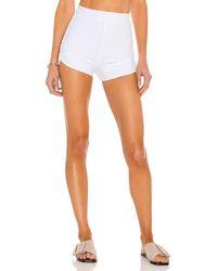 Michael Costello X Revolve Maya Shorts - White