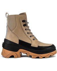 Sorel Brex Lace Boot - Brown