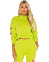 Frankie's Bikinis Burl スウェットシャツ - グリーン