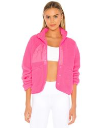 Free People X Fp Movement Hit The Slopes Jacket - Pink