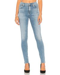 Citizens of Humanity - Rocket Sculpt High Rise Skinny - Lyst