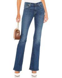 Hudson Jeans Drew ブーツカットデニム. Size 24,25. - ブルー