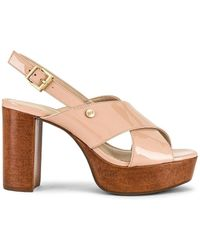 Kendall + Kylie Shian Patent Sandal - Mehrfarbig