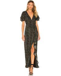 House of Harlow 1960 X Revolve Aury Dress - Black