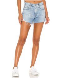 AG Jeans - Hailey デニムショートパンツ. Size 29. - Lyst