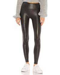 Spanx - Faux Leather レギンス - Lyst