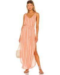L*Space L* Nicola ドレス - オレンジ