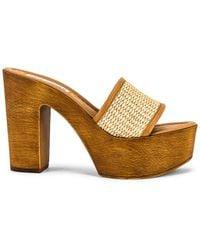 Steve Madden Marisol Platform Sandal - Multicolor