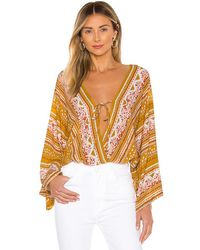 Free People - For You Bodysuit - Lyst