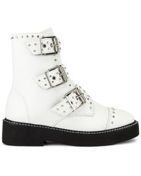 Schutz Caligas ブーツ - ホワイト