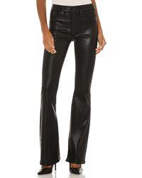 Hudson Jeans Barbara ブーツカット - ブラック