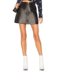 Muubaa - Impala Mini Skirt - Lyst
