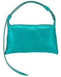 Simon Miller Mini Puffin Bag - Blue