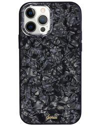 Sonix Чехол Для Iphone Antimicrobial В Цвете Черный Под Черепаху