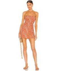 RESA Melly Dress - Orange