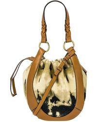 Ulla Johnson Hilma Bucket Bag - Multicolor