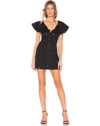 Lovers + Friends - Lulu Mini Dress In Black - Lyst