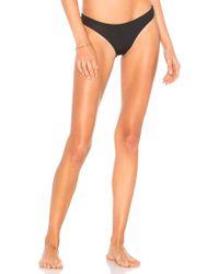 Mara Hoffman - Kay Bikini Bottom In Black - Lyst