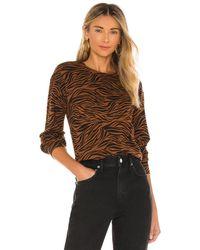 Monrow スウェットシャツ - ブラウン
