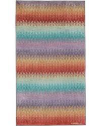 Missoni Полотенце Yaco В Цвете Мульти - Многоцветный