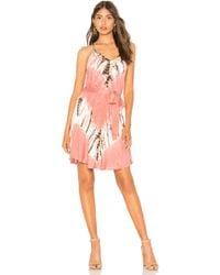 Young Fabulous & Broke - Carla Mini Dress - Lyst