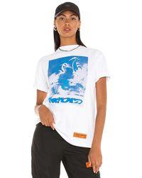 Heron Preston Captcha Tシャツ - ホワイト