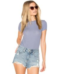 Only Hearts - Tee Bodysuit - Lyst
