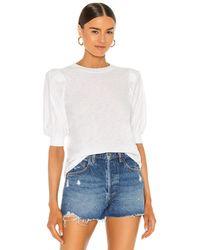 Nation Ltd Rimma Tシャツ - ホワイト