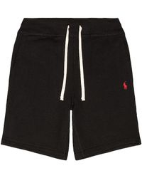 Polo Ralph Lauren Fleece shorts - Negro