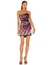 retroféte Arabelle Dress - Pink