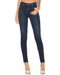 AG Jeans Farah スキニーデニム. Size 24,26,30. - ブルー
