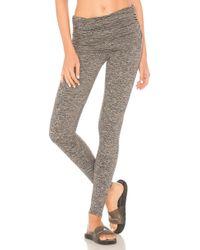 Strut-this - The Grey Legging - Lyst