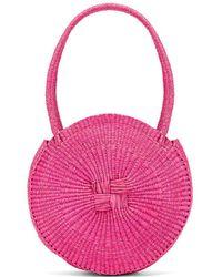 Sensi Studio Circle-Tasche - Pink
