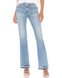 AG Jeans Angel ブーツカットデニム. Size 26. - ブルー