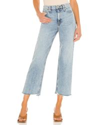 Hudson Jeans Remi ストレート - ブルー