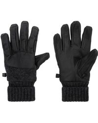 The North Face - Cryos Leather Glove - Lyst