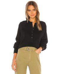 Marissa Webb So Uptight スウェットシャツ - ブラック
