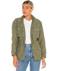 FRAME Service Jacket - Grün