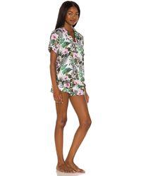 Generation Love Lenox Hibiscus Pajama Set - Multicolor