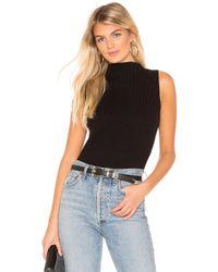 Line & Dot Starlet Sweater - Schwarz