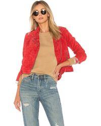 Obey - X Debbie Harry St. Mark Moto Jacket - Lyst